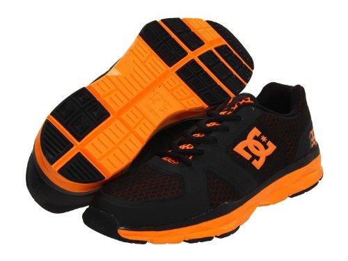 DC Men's Unilite Trainer TP, Black/Orange-8