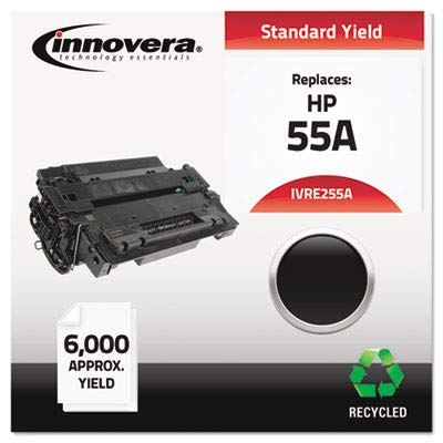 Innovera E255A Remanufactured C 55A Toner Cartridge Black