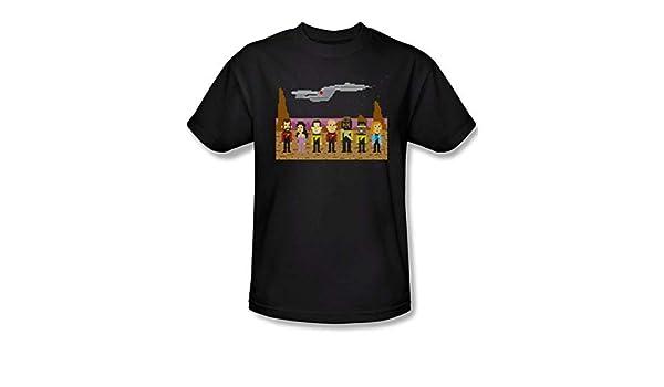Star Trek Next Generation Game TNG TREXEL CREW Women/'s T-Shirt All Sizes