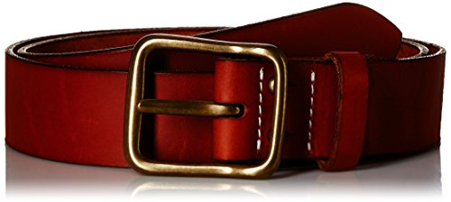 (Red Wing Heritage Leather Belt, Oro Russet Pioneer, 30)