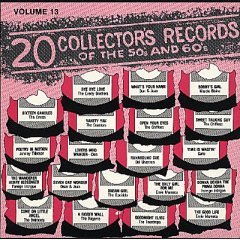 20 Records of the Fifties and Sixties, Vol. - 50s Names Popular