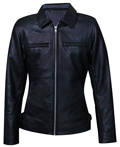 Road Turner Jacket for Biker Conifer Genuine Leather Black The Alex One Owq1XgBg