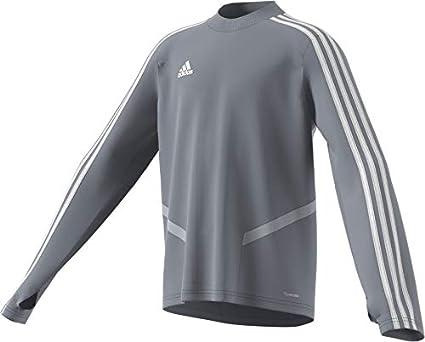 58a0408d Amazon.com: adidas Youth Soccer Tiro 19 Training Top : Clothing