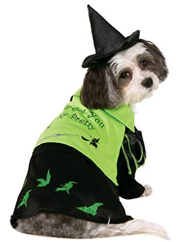 Wizard of Oz Pet Costume, Medium, Wicked