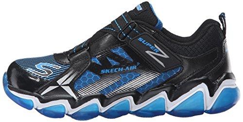 2cf1c0c44c9c Skechers Kids Boys Skech Air 3.0 Down Rush Z Strap Sneaker (Little Kid Big