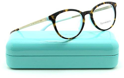 Tiffany & Co. TF 2128B Women Eyeglasses RX - able Havana (8134) - Frame Tiffany