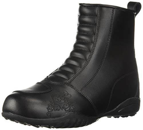 Joe Rocket Women's Trixie Boots (Black, Size 9)