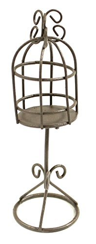 Ganz Collectible Fairy Garden Birdcage