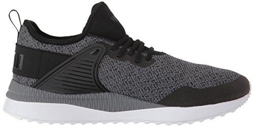 Puma Cage Pour Quiet Premium Pacer Next Knit puma Chaussures Black Hommes Shade qHWnOHxa