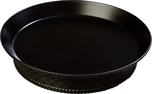 Carlisle 652703 WeaveWear Round Serving Basket, 10