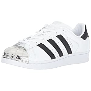 adidas Originals Women's Superstar Metal Toe W Skate Shoe Running