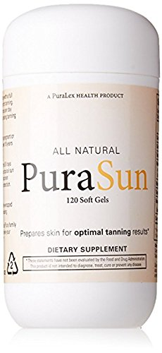 Price comparison product image PuraSun All Natural Dietary Supplement, 120 Soft Gels