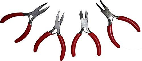 Trademark Tools 75-1050 Hawk Professional Micro Plier Set...