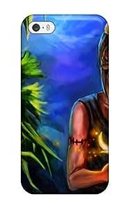 ClaudiaDay IAWnyOQ454mFFTU Case Cover Iphone 5/5s Protective Case Deidara