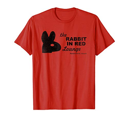 The Rabbit in Red Lounge Halloween -
