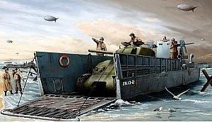 Us Navy Lcm Landing Craft - 5