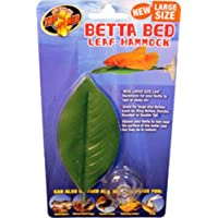 Zoo Med BL-21 Betta Bed Leaf Hammock