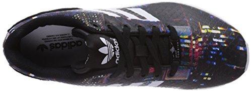 Flux Mode Originals Zx Basket W Adidas Noir Femme EFXPwqqx6