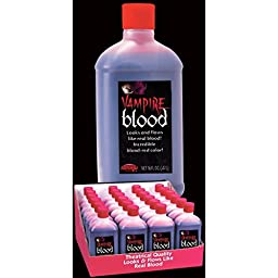 2 Pints of Blood Standard (16 Fl Oz)