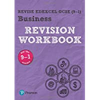 Revise Edexcel GCSE (9-1) Business Revision Workbook: for the 2017 qualifications