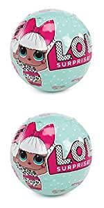 LOL L.O.L Surprise Series 1 (Re-Release) Doll Set of 2
