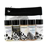 Exclusive Skincare Product By Cowshed Pocket Cow Bath & Body Set: Shampoo + Conditioner + Soothing Shower Gel + Invigorating Shower Gel + Body Lotion + Bag 5x30ml+1bag