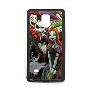 Samsung Galaxy Note 4 Phone Case Black The Nightmare Before Christmas DY7730546