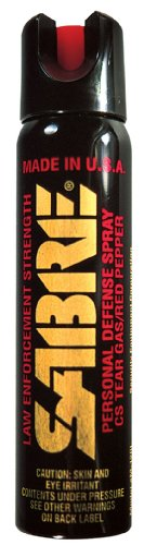 Sabre Red Magnum Locking Top Advanced 3-In-1 Formulation Defense Spray