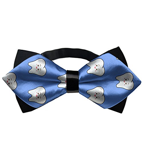 - YEAHSPACE Dental Tooth Pre-Tied Bow Tie Formal Tuxedo for Men Boys