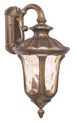 Moroccan Outdoor Wall Lamps - 4