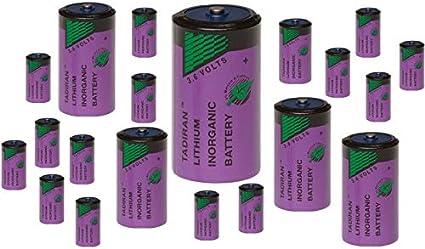 Tadiran Sl 770 Sl 2770 C Lithium Battery 3 6 V Elektronik