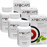 ApoCaps 3PACK CX Apoptagen Formula (90 Capsules)