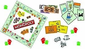 Monopolio Mini Bbs: Amazon.es: Oficina y papelería