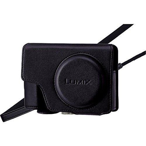 Panasonic DMW-CT60-K Soft Case for LUMIX DMC-TZ60 (Black)