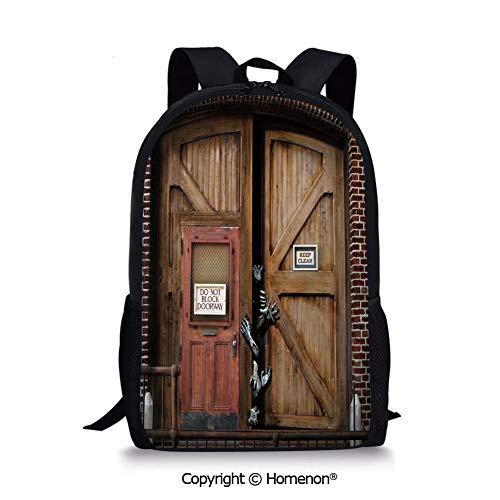 design School Backpack Back to School(17.3