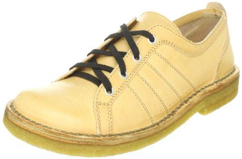 Hasbeens de unisex cuero 150 Shoe Beige Bowling Zapatos Swedish dwXvpd