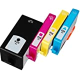 Remanufactured Replacement for HP 920XL set INK / INKJET Black Yellow Cyan Magenta Cyan
