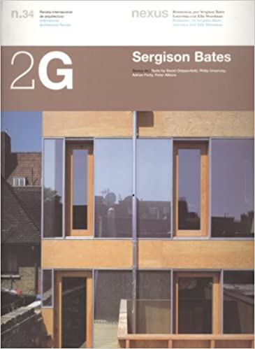Libros gratis en línea descargar pdf2g N.34 Sergision Bates (2G: International Architecture Review Series) (English and Spanish Edition) en español PDF MOBI