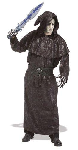 Rubie's Men's Dark Vengeance Costume Robe, As Shown, Standard -