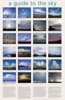 A GUIDE TO THE SKY - COLOR CLOUD CHART