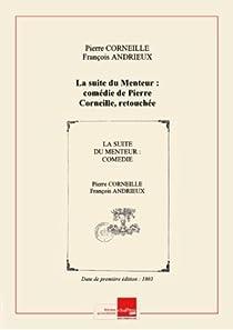 La Suite Du Menteur par Corneille