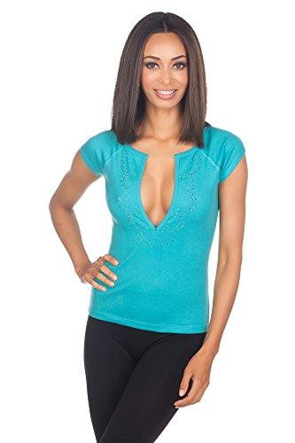 hering-junior-womens-deep-v-neck-t-shirt-02vm-blue-s
