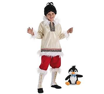 LLOPIS - Disfraz Infantil Esquimal niño t-0: Amazon.es: Juguetes y ...
