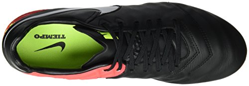 Nike Men's 819218-018 Football Boots Black (Black / White-hyper Orange-volt) WE8jENezfy
