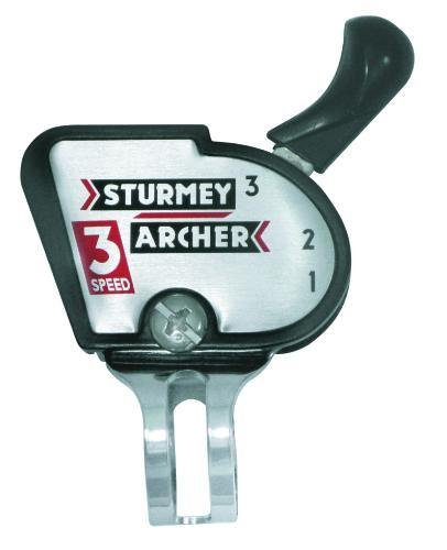 Sturmey Archer S3s 3Spd Classic Trigger Shifter by Sturmey Archer