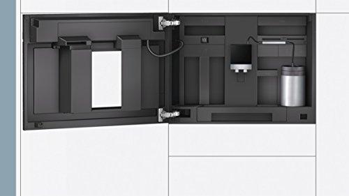 siemens ct636lew1 iq700 einbau kaffeemaschine 59 4 cm flexible milchl sung wei. Black Bedroom Furniture Sets. Home Design Ideas