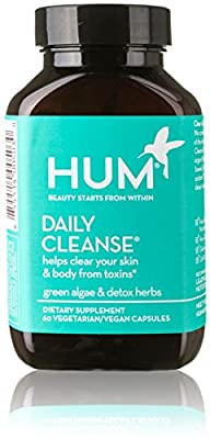 HUM Nutrition Daily Cleanse, 3 Ounce