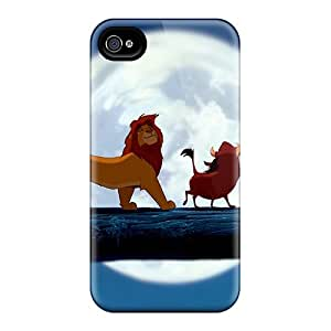High-quality Durability Case For Iphone 4/4s(lion King)