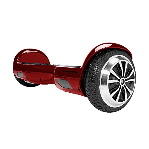 Swagtron Swagboard Pro T1 UL 2272 Certified Hoverboard Electric Self-Balancing Scooter - Your Swag Personal Transporter Awaits You