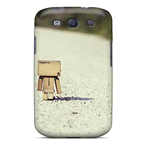 Snap-on I Must Go Home Case Cover Skin Compatible With Galaxy S3